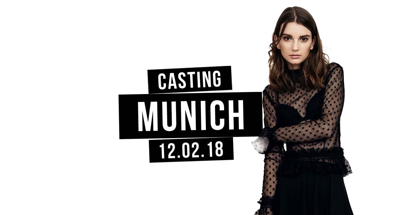 Model Casting München - 12. Februar - Model werden bei CM!