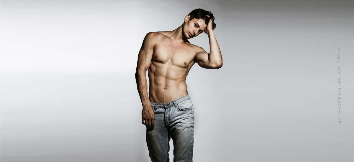 Modelagentur Jungs: Männermodel der Zukunft