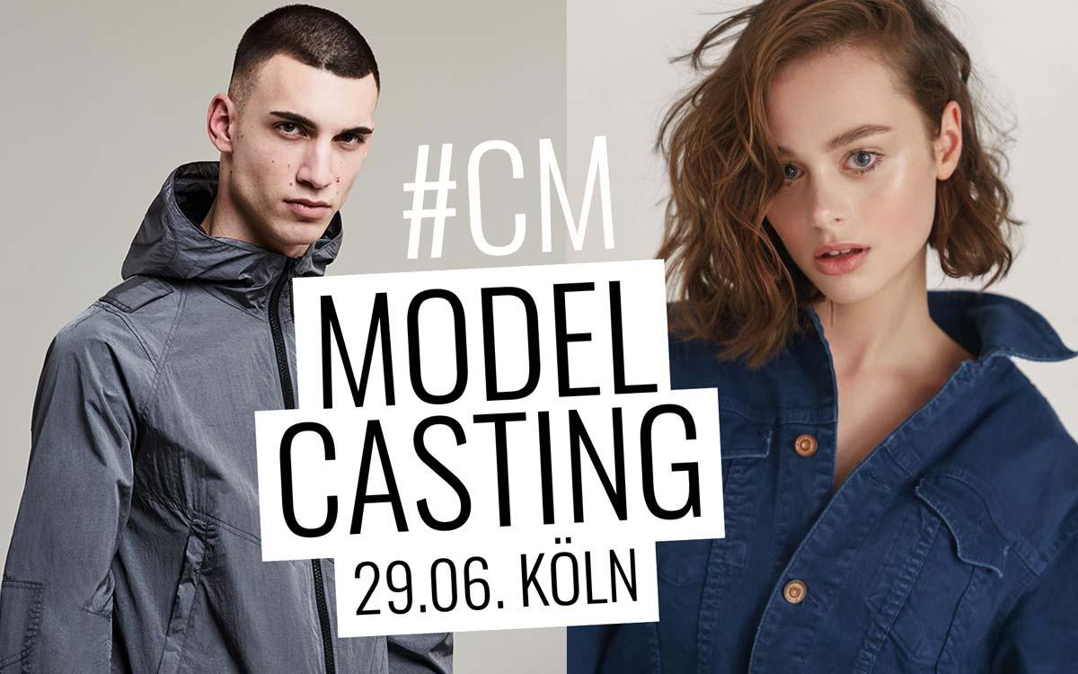 Model Casting Köln: Samstag, 28.06. - Ablauf, Bewerbung und Termine