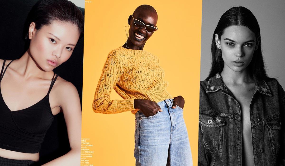 7 neue Models: September Update bei CM + New Faces