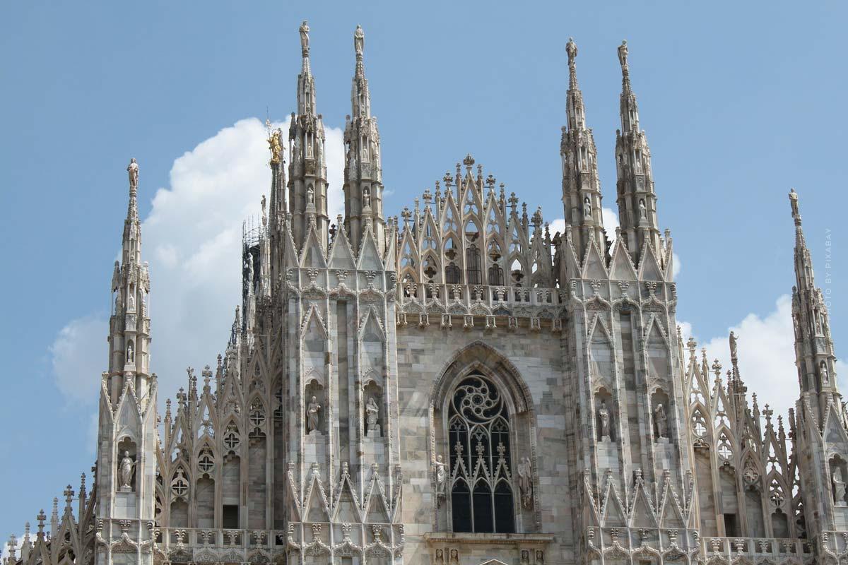 Mailand Fashion Week 2021 - Fall/Winter 2021/22